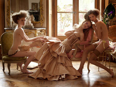 Salon du Temple by Iris Brosch