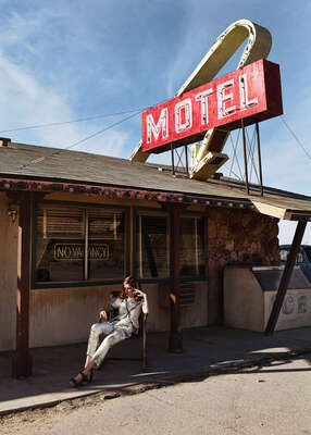 Motel #2 by Zoltán Tombor