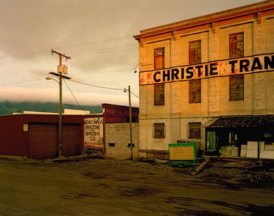 Farmhouse and Country Style Artworks: Christie, Montana by Emmanuel Georges