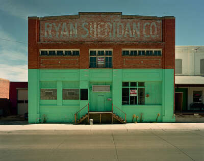 Ryan Sheridan, Wyoming by Emmanuel Georges