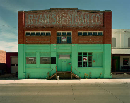 Ryan Sheridan, Wyoming