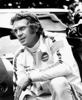Michael Delaney (Steve McQueen) by Lee H. Katzin