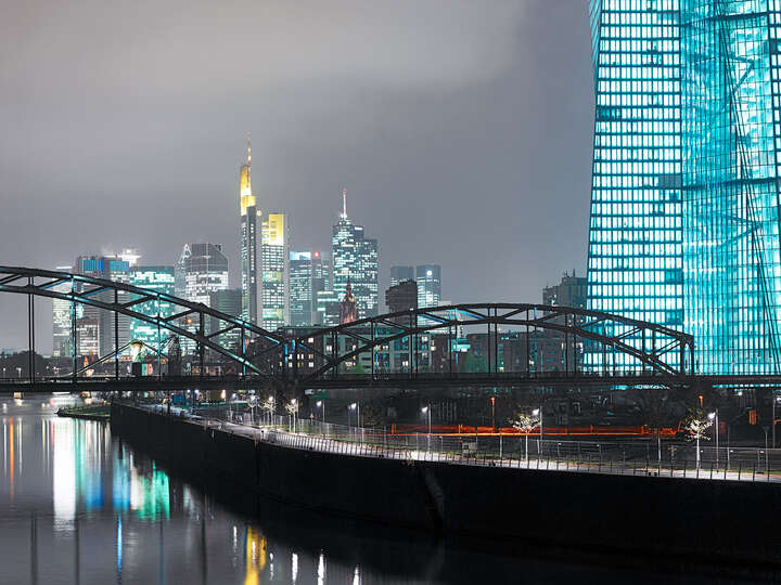 Urban Nights VI by Horst & Daniel Zielske