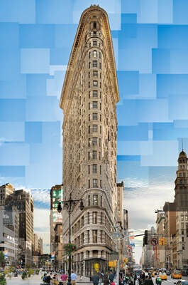 New York Pictures: Flatiron by Pep Ventosa