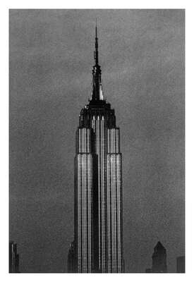 Empire State Building I, 2000 de Sheila Metzner | Trunk Archive