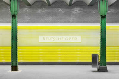 Deutsche Oper by Annika Feuss
