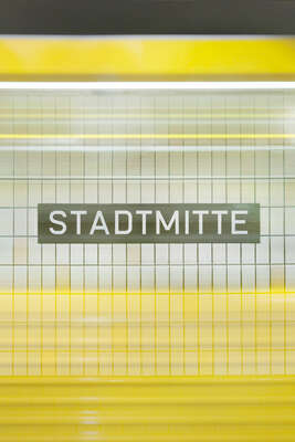 Stadtmitte by Annika Feuss