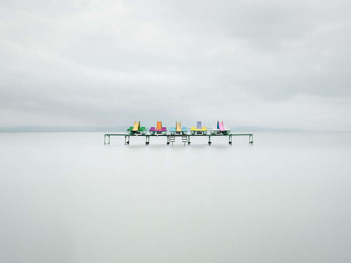 Pedalboats de Akos Major