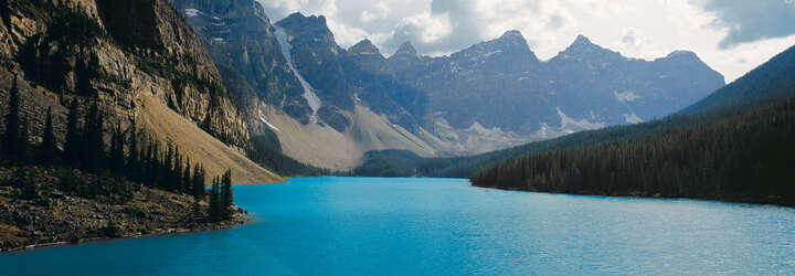 Moraine Lake, Banff National Park, Alberta, Canada de Axel M. Mosler