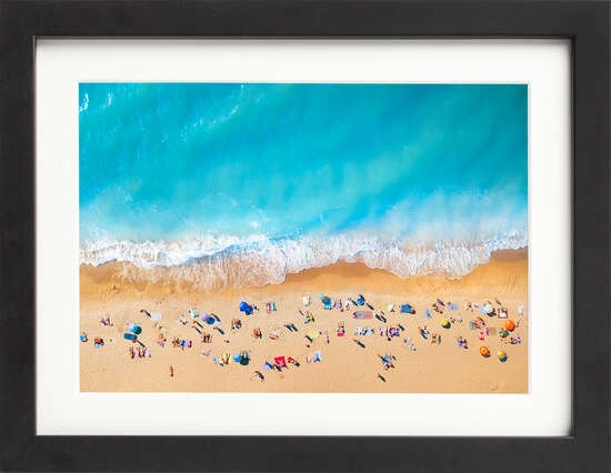 Summer Seascape by Art Now Collection