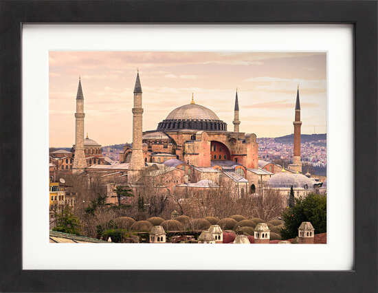 Hagia Sophia by Art Now Collection