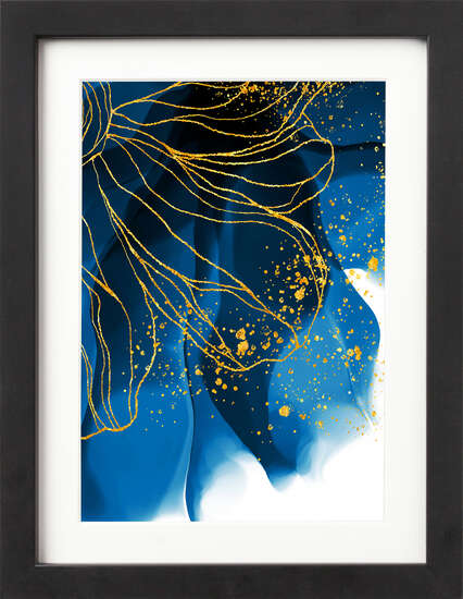Watercolor Petals I by Art Now Collection