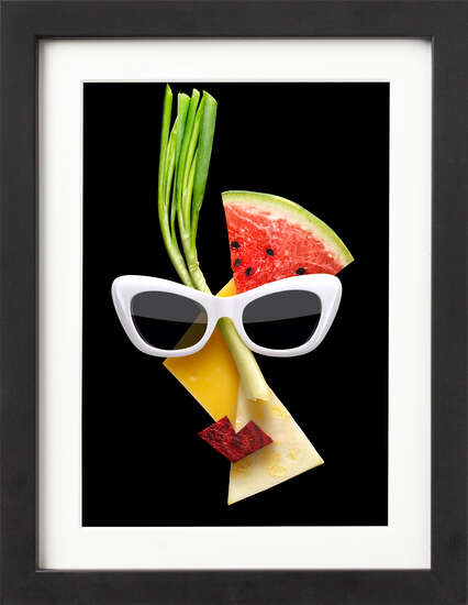 Tasty Art Watermelon by Art Now Collection