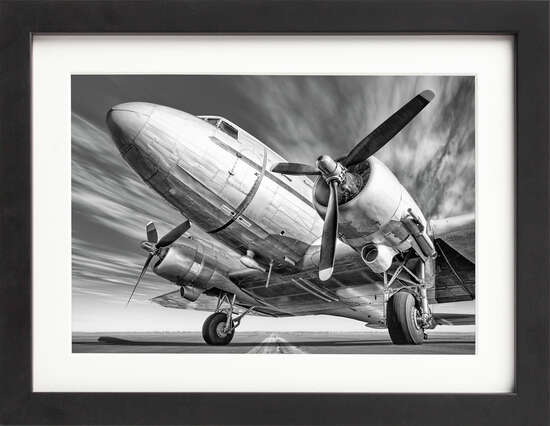 Ready for Take Off by Art Now Collection