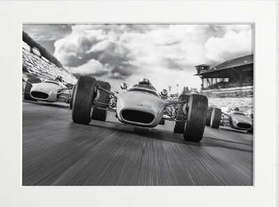 F1 Race Car by Art Now Collection