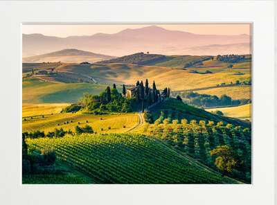 Tuscany, Italy by Art Now Collection