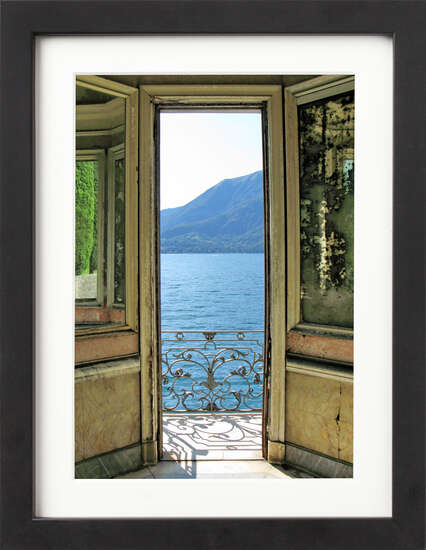 View from Varenna de Art Now Collection