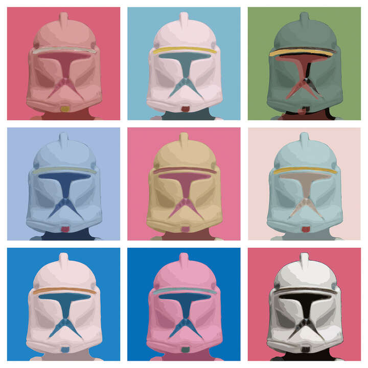 The Troopers von David Eger