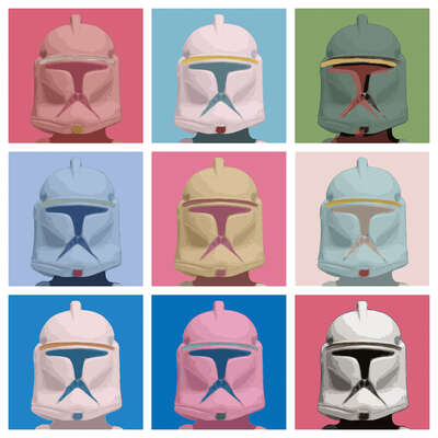 The Troopers by David Eger