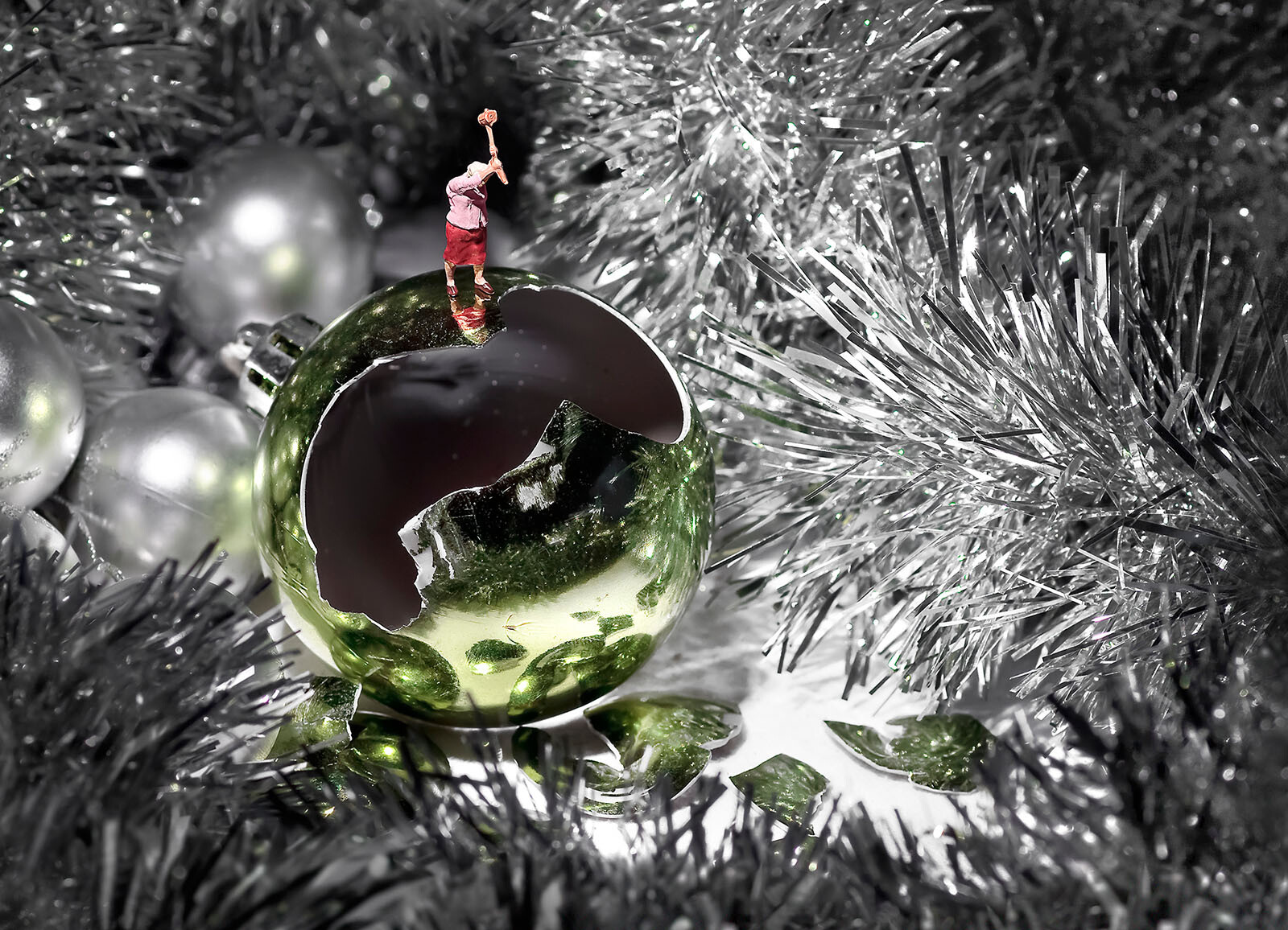 Christmas is not just a holiday, it's a state of mind. von Camilla Hällgren