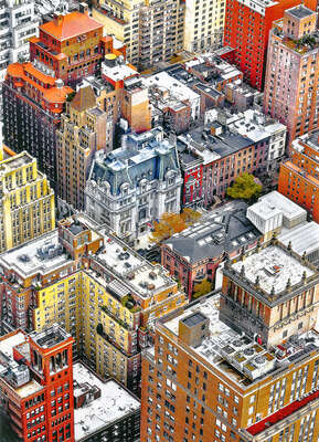 Manhattan Bostonians de Bernard Grilly