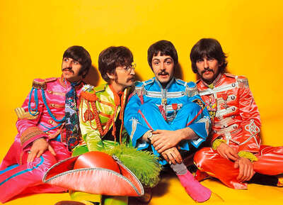 The Beatles de Music Legends