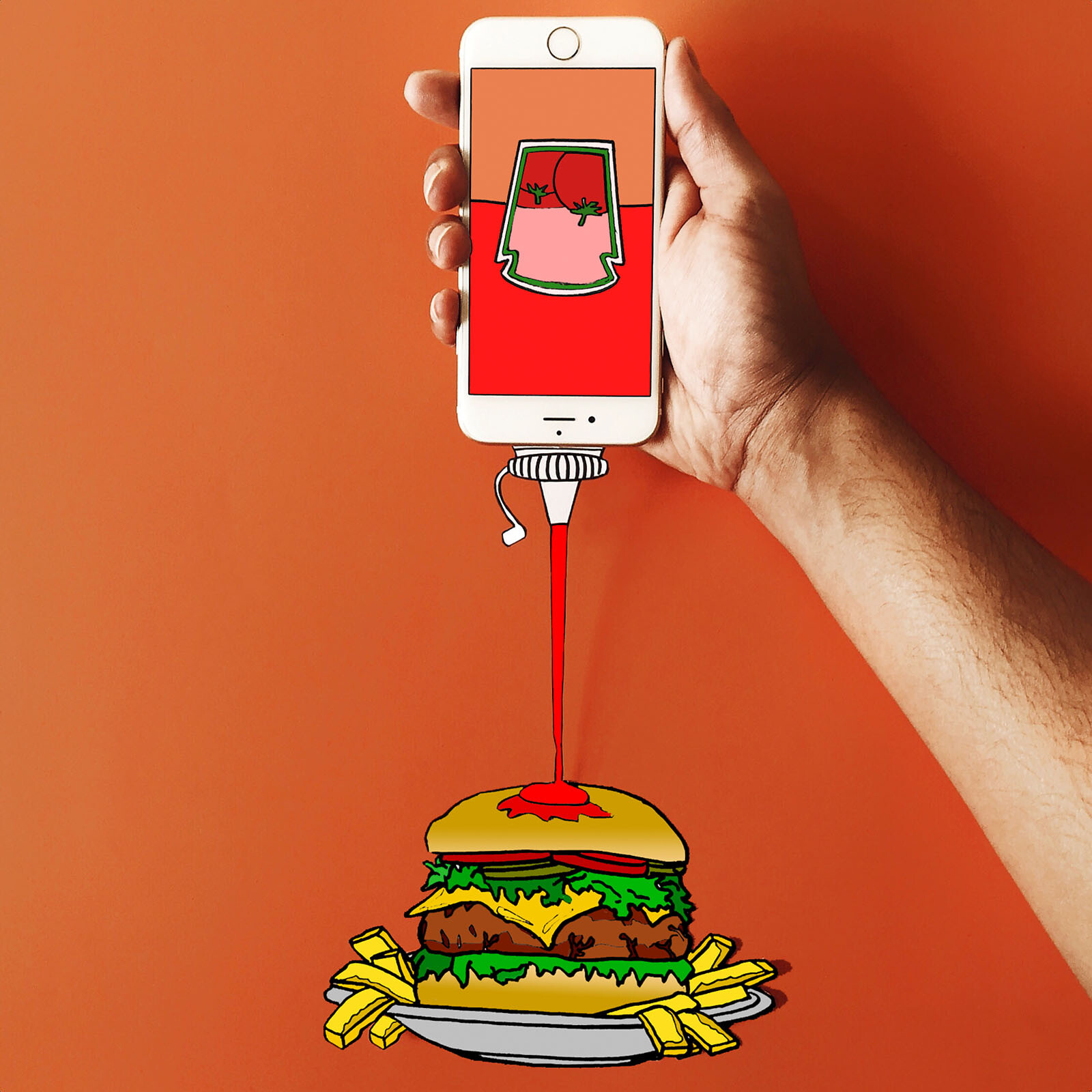The Best Burger by Anshuman Ghosh