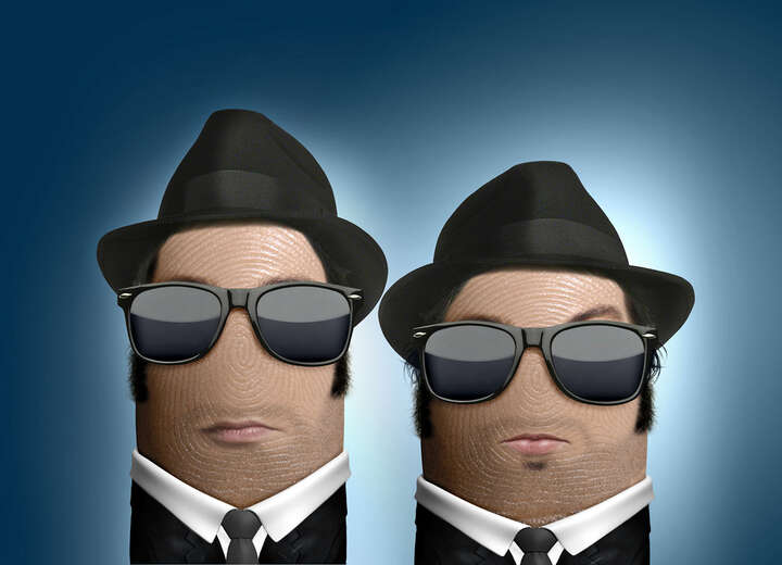 Blues Brothers by Dito Von Tease