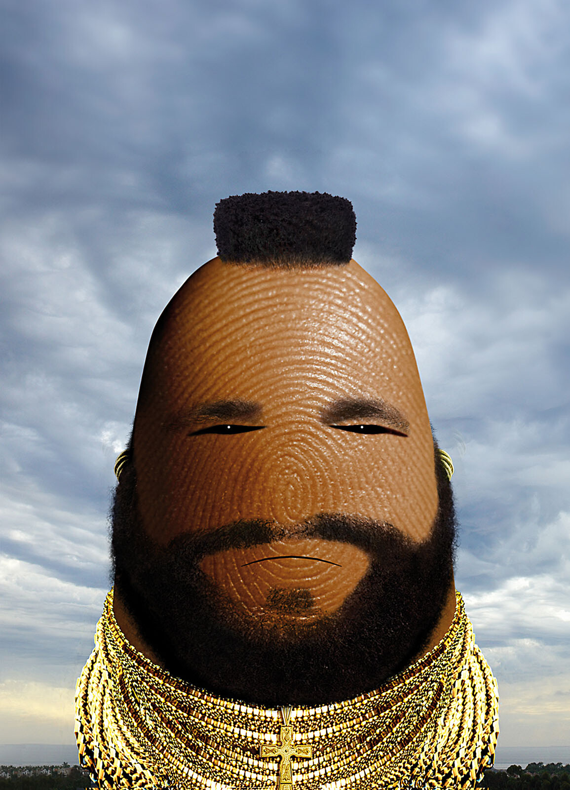 Mr.T by Dito Von Tease