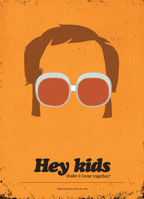Hey Kids by Rafael Barletta