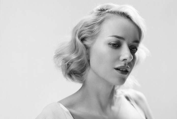 Naomi Watts by Art Streiber