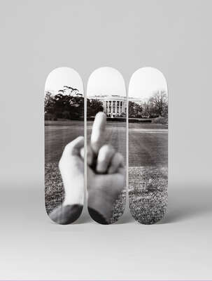 White House by Ai Weiwei