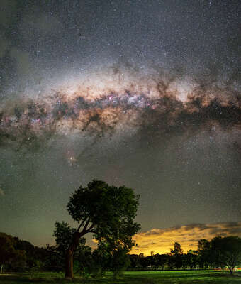 landscape photography:  From Earth to the Universe by Babak Tafreshi