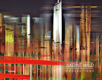 ARTIST BOOK - Projections by Sabine Wild
