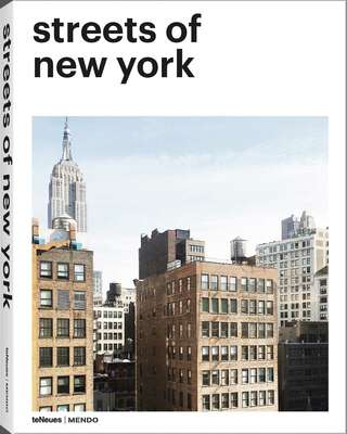 Streets of New York von Coffee Table Book Selection