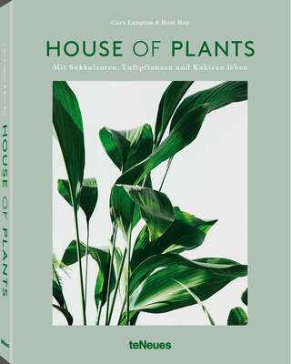 House of Plants by Coffee Table Book Selection