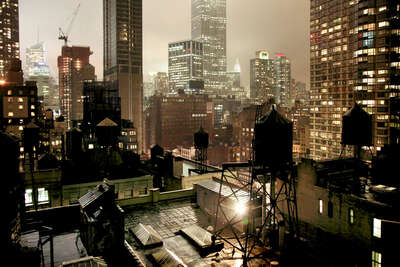Night light de Christophe Jacrot