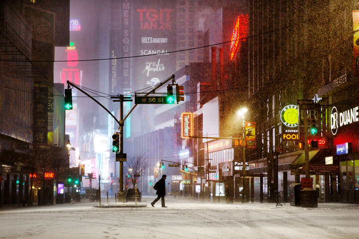 West 50th de Christophe Jacrot