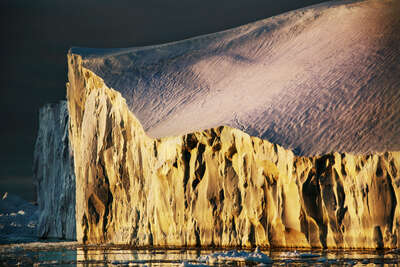 Curated Nature Photography: Iceberg I by Christophe Jacrot