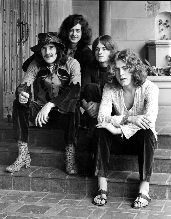 Led Zeppelin von Classic Collection I