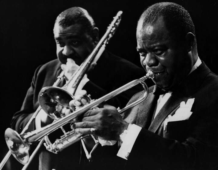 Louis Armstrong by Classic Collection I