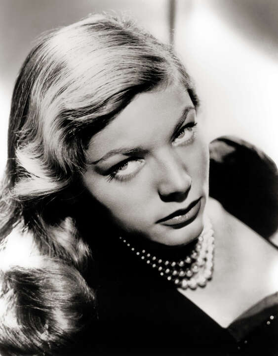 Lauren Bacall as Marie Browning von Classic Collection I