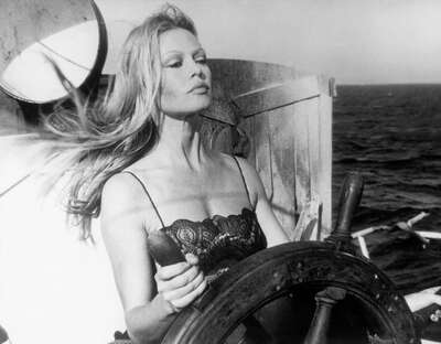 figurative art:  Brigitte Bardot by Classic Collection I