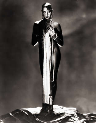 Celebrity Portrait Photography:  Josephine Baker by Classic Collection I