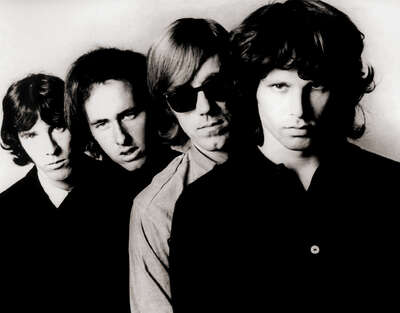 Celebrity Portrait Photography:  The Doors by Classic Collection I