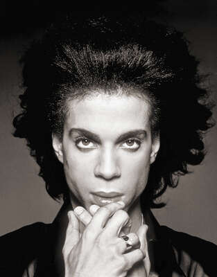 Celebrity Portrait Photography:  Prince by Classic Collection I