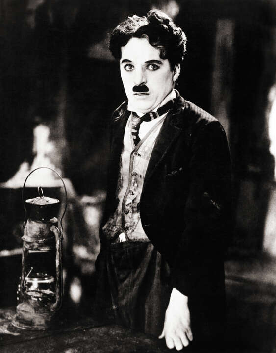 Charlie Chaplin in The Gold Rush de Classic Collection I