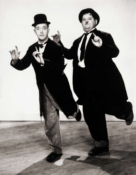 Laurel & Hardy in Way Out West by Classic Collection I