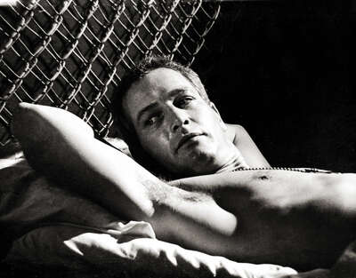 "Celebrity Portrait Photography:  Paul Newman in ""Cool Hand Luke"" by Classic Collection I"