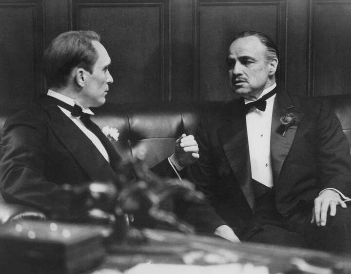 The Godfather: Duvall & Brando von Classic Collection I